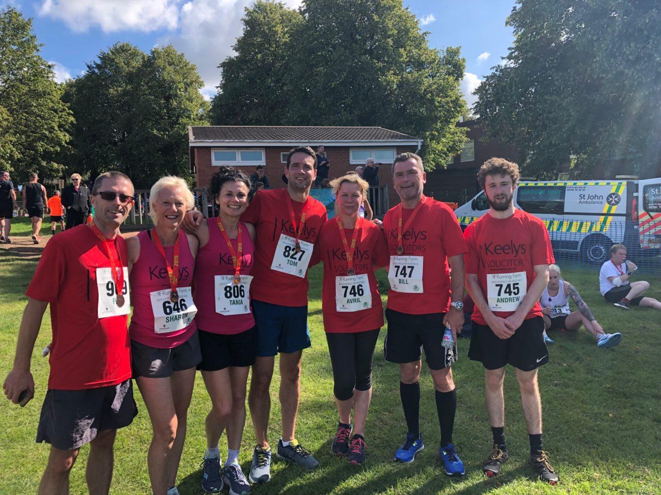 Lichfield 10K Run 2019 Image
